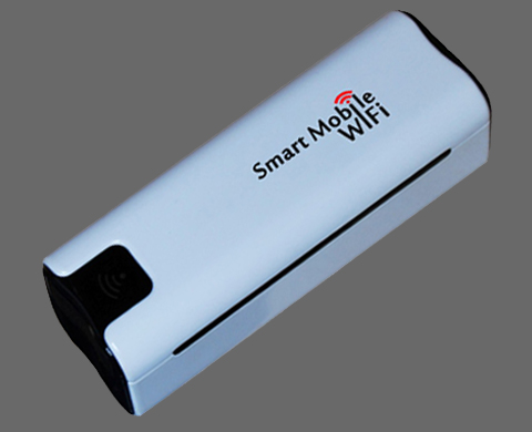 Power Bank 3G WIFI Router(PRG400)